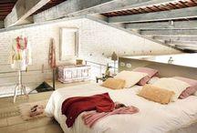 una casa in soffitta