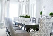 Dining Rooms / by Christine Baldizzi