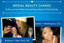 Bridal Beauty Diaries / Martha Stewart Bridal Beauty Diaries, brought to you by Invisalign.  / by Invisalign