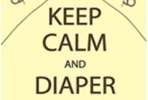 Baby - Diapers cakes - baby shower