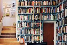 bibliothèque  / by Meghan Cunningham