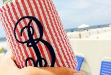 Everything Monogram / by Savannah Folks