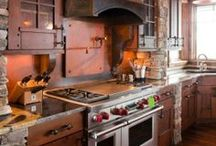 Kitchen & Pantry Ideas / by Leslie Burchett