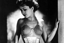 retro lingerie & swimwear / delightful corsets, panties, girdles and bras from yesteryear / by Blush
