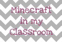 Minecraft in my classroom