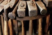 vintage tools / by Richard Frinier