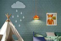 Inspiratie pentru camera copilului / idei pentru amenajarea camerei copilului
