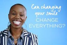 """It Starts with a Smile / We're sharing stories of real life Invisalign patients whose new smiles gave them the confidence to change their lives in a big way! Tell us what you would start doing with straighter teeth and a more confident smile, and you could win a """"smile grant"""" for free Invisalign treatment! Ends August 14th. http://bit.ly/SmileGrants / by Invisalign"""