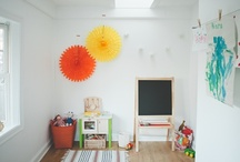 Playroom / by Meaghan Curry