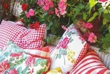 Pretty  Pillows ♥ Vintage Pillow Slips