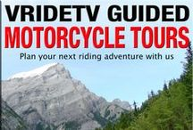 Motorcycle adventures / Exploring Canada from a motorcyclist's point of view. Three Hi-definition video cameras capture all the action. visit our free website at http://www.vridetv.com / by Vridetv Canada