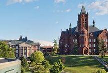 #SyracuseU Instagram / A mix of our shots and yours. Follow us @SyracuseU and tag #SyracuseU in photos you'd like to share! | http://instagram.com/syracuseu