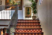 Hacienda Style / Spanish, Mexican, Southwestern decor and homes / by Kim Brown