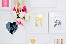 Beautify Your Wall / Frames, wall decor, prints, wall gallery, wall art and more. / by Indigo | Chapters