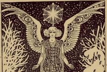 ANGELS  /PRINTMAKING