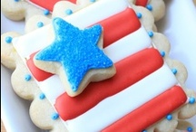 Patriotic Fun / Because who doesn't love the chance to party it up in red, white, and blue? / by Shoppable