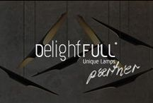 Delightfull | A Unique Partner / Delightfull Unique Lamps is all about mid-century modern lighting creations | More at http://www.brabbu.com/en/partners-products.php