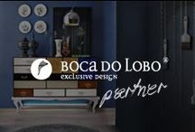 Boca do Lobo | A Passionate Partner / Boca do Lobo furniture is all about luxury and exclusive home interiors | See more at http://www.brabbu.com/en/all-products.php