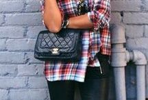 Urban Chic / Seventeen Fashion Director Gina Kelly's urban chic fashion finds! / by Seventeen