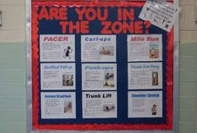 PE lessons and ideas