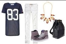 Game Day Style / by Seventeen