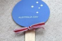 AUSTRALIA / Australiana, Australia inspiration, uniquely australian, ozzie inspo, aussie ideas, australia day ideas, australia day food, australia day invitations
