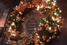 Holiday Orange / Show us your Orange spirit this holiday season using #HolidayOrange on Twitter and Instagram!
