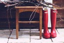 W. Woman Hunter Boots