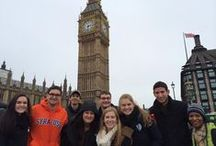 Orange Around the World / Our students and faculty travel the world, spreading their Orange pride! Share your photos with #SyracuseU!  (Learn about our Study Abroad programs: http://http://suabroad.syr.edu)