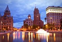 Around Syracuse / CNY / Get to know the City of Syracuse and Central New York. Share your photos with #SyracuseU!