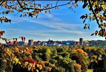 The Seasons of Syracuse / by Syracuse University