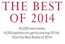 Best Of 2014 / Our dedicated team of booksellers considered over 30,000 new titles before picking our best books of the year. Read our favourite books of 2014. / by Indigo | Chapters