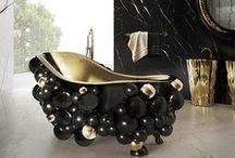 Maison Valentina | Luxury Bathrooms Partners / Luxury brand of bathroom design product. See more at http://www.brabbu.com/en/partners-products.php