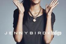 JENNYBIRD x Indigo / Our new jewellery collection with Jenny Bird #JennyBirdxIndigo / by Indigo | Chapters
