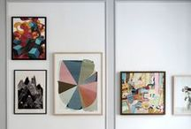 "ART • prints / ""Curating Art To Inspire Your Walls"" A hand-picked selection of art prints by great contemporary artists"