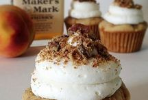 Delish | CUPCAKE Recipes / Creative cupcake recipes * dessert * Thanksgiving * Halloween * Christmas * Easter / by Fiona M