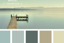 Paint Colors  / by Crystal Roden Anderson