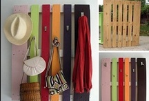 DIY Decor / Just make it yourself, and enjoy your own creativity! / by Clotilde Menendez