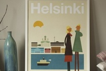 I ♥ Helsinki / My favorite places & things to do in Helsinki, Finland