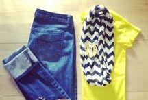 Clothing / by Jillian Savoie