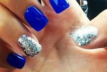 Nails / by Jillian Savoie