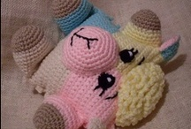 Funmigurumi, The Fun and Fab in Amigurumi / These are all my inspiration and my copyrighted designs.