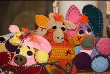 Craftybegonia's VIP / Photos in this board are from talented craftsters who have made some of Craftybegonia's toys and have shared their pictures with me for all Amigurumi lovers to enjoy.