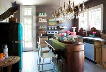 Kitchens / by Crystal Roden Anderson