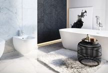 BATHROOMS/ Contemporary / The best in CONTEMPORARY: kitchens, bathrooms and design