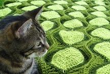 Crochet-Afghans & Squares / by Tami Morgan-Hall