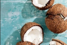 Coconut / Can't get enough coconut.