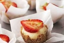 Cheesecake / Cheesecakes are easy to make.