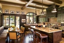Cook's Kitchens / Kitchens with a design that makes cooking easier and inviting.