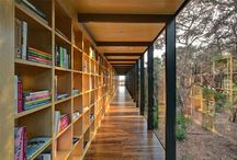 Book Nooks :: Libraries & Reading / Architecture * library design * books * bookstores * travel * bookshelves * free libraries / by Fiona M